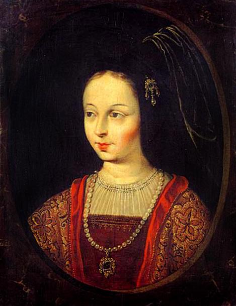 Retrato de Beatriz Galindo