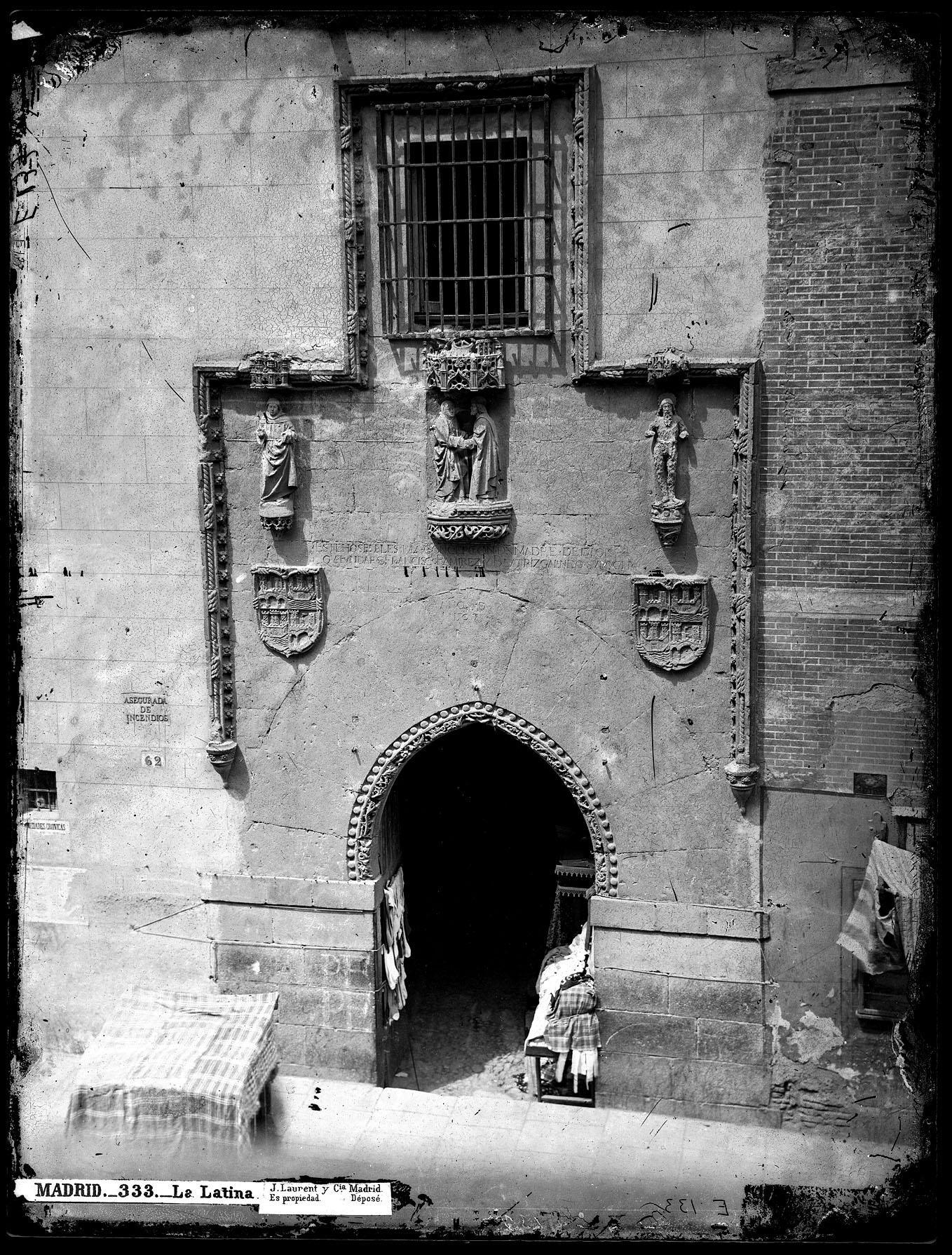 Puerta de La latina