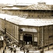 Mercado de la Cebada. Primeros años del S.XX