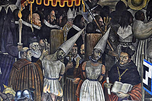 El prisionero nº11 de la Santa Inquisición» de Christophe Belaubre