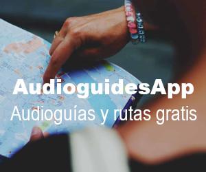 APP Audioguides. Descarga audioguías y rutas gratis