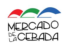 Logotipo del mercado de la Cebada